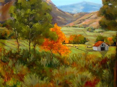 melanie nogawski plein air oil landscapes emptyeaselcom