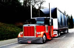 18 Wheeler Semi Truck Wallpaper by 18 Wheeler Big Rig Quotes Quotesgram