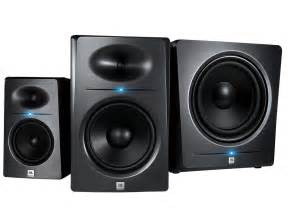 JBL Professional Studio Monitors