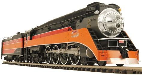 lionel o guage western pacific gs 4 class ho gs4 gs 6 northern announced mth electric trains