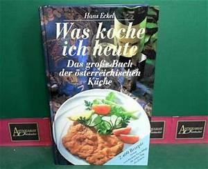 Was Koche Ich Heute : hans eckel was koche ich heute zvab ~ Watch28wear.com Haus und Dekorationen