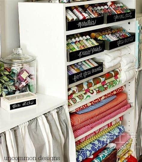 craft storage ideas  small spaces veryhom