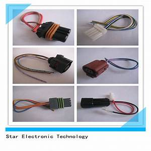 China Factory 2 Pin 3 Pin Plastic Electrical Automotive