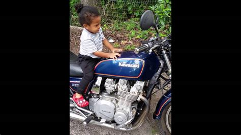 2 Year Old Motorcycle Driver , Two Year Old Stunt