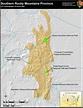 Rocky Mountain System Provinces (U.S. National Park Service)