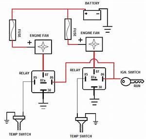 2 sd dual fan relay wiring diagram wiring diagram fuse box With diagram together with dual mos fet mod box wiring diagram in addition