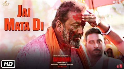New Song From 'bhoomi' Titled 'jai Mata Di' Is Out Now