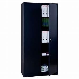 Armoire Hauteur 180 : armoire monobloc portes battantes compacte hauteur 180 cm ~ Edinachiropracticcenter.com Idées de Décoration