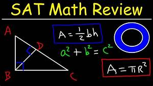 Sat Math Test Prep Online Crash Course Algebra  U0026 Geometry Study Guide Review  Functions Youtube
