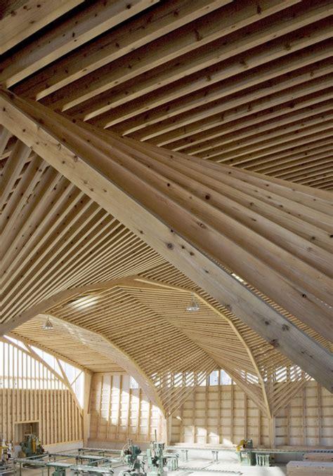 Remarkable Japanese Timber Structures Ja+u