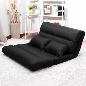 lounge sofa bed double size floor recliner folding chaise With recliner sofa and sofa bed