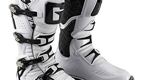 Gaerne G-react Mens White Motocross Boots