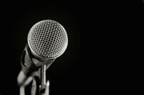 microphone desktop wallpaper  baltana