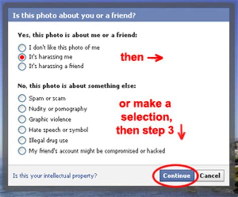 reporting abuse   facebook photo state  california