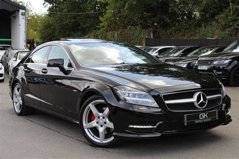 Please provide a valid price range. Used 2011 Mercedes-Benz CLS CLS350 CDI SPORT AMG - DAB RADIO/SUNROOF/SAT NAV/HEATED LEATHER for ...