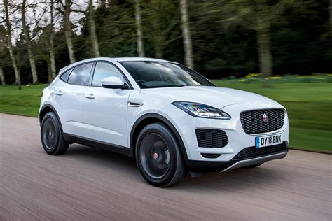 New Jaguar Epace D150 Manual 2018 Review  Auto Express