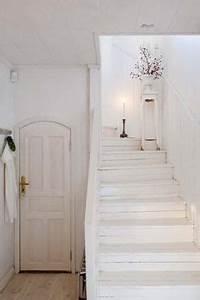 Treppe Shabby Chic : treppenrenovierung arnstadt vinyl grau flur pinterest treppe flure und treppenhaus ~ Frokenaadalensverden.com Haus und Dekorationen
