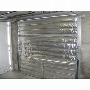 Kit Isolation Porte De Garage : kit isolation pour porte de garage ouatinage et ~ Nature-et-papiers.com Idées de Décoration