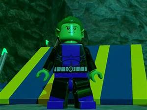 LEGO BATMAN 3 - BEAST BOY FREE ROAM GAMEPLAY - YouTube