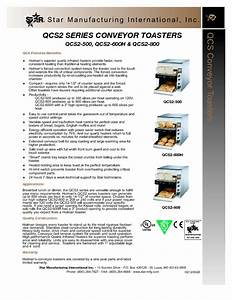 Qcs2-800 Manuals