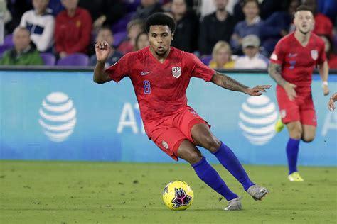 US Men's Soccer, Juventus Star Weston McKennie Tests ...
