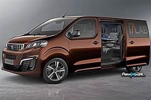 Peugeot Traveller : peugeot traveller i lab ~ Gottalentnigeria.com Avis de Voitures