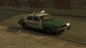 GTA 4 Vice City Police Department Livery for Lt. Caine's ...