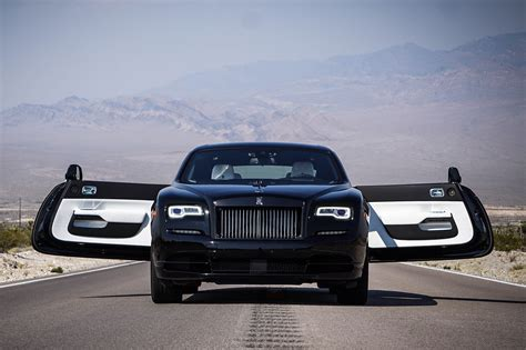 2017 Rolls Royce Wraith Black Badge 13 Things To Know