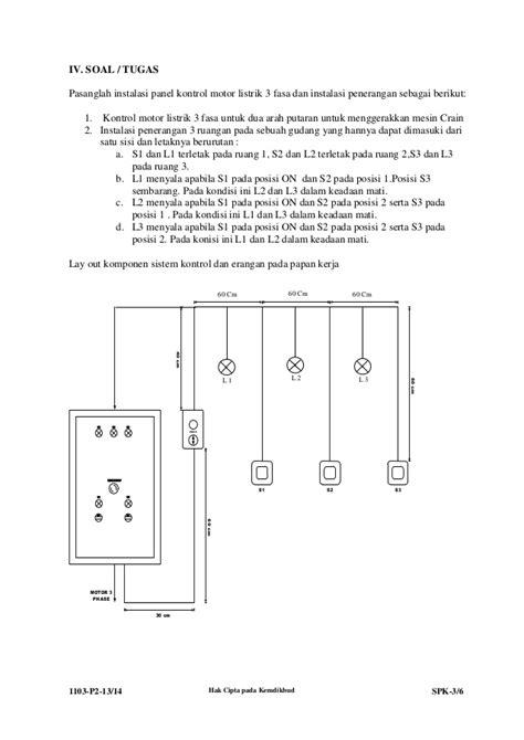 p spk teknik instalasi tenaga listrik