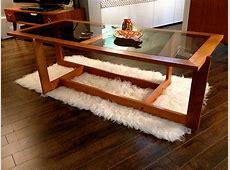 44 Stylish MidCentury Modern Coffee Tables DigsDigs