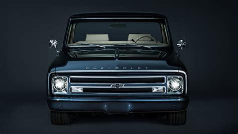 chevrolet  centennial sema truck wallpaper hd