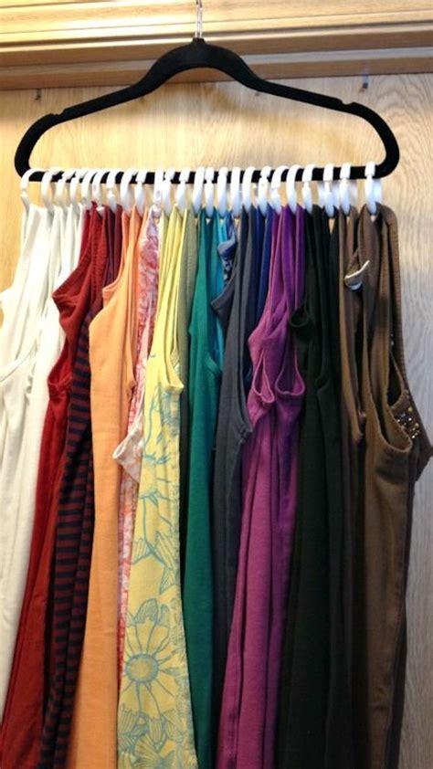 smartest clothing storage tips