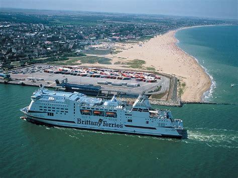brittany ferries ruta de caen  portsmouth brittany