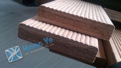 HongYe: Heveatech Decking Singapore   Hong Ye Eco Technologies