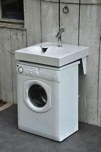 Waschmaschine Unter Waschbecken :  ~ Watch28wear.com Haus und Dekorationen