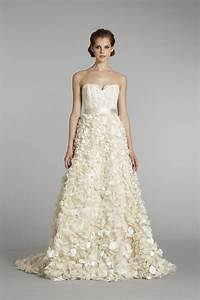 lazaro bridal fall 2012 my dress of the week belle the With lazaro discount wedding dress