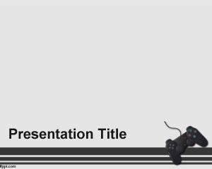 Video games powerpoint template video game powerpoint templates autodiet co toneelgroepblik Images