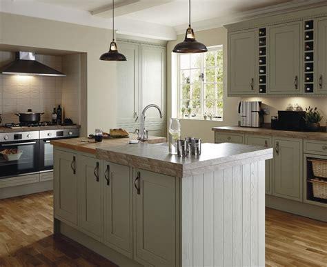 Tewkesbury Framed Skye Kitchen   Shaker Kitchens   Howdens