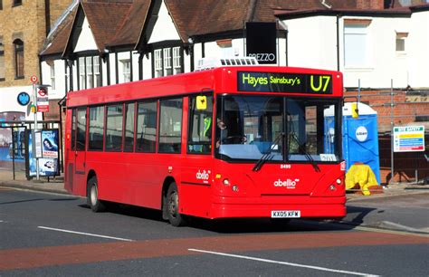 london bus routes route  hayes sainsburys uxbridge