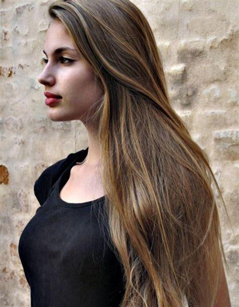 cheveux longs lisses 2016 coiffure cheveux longs des coupes de cheveux longs pour un look