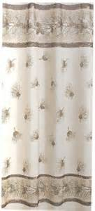 Pine Cone Shower Curtain by Pinehaven Pine Cones Evergreen Tree Bathroom Fabric Shower