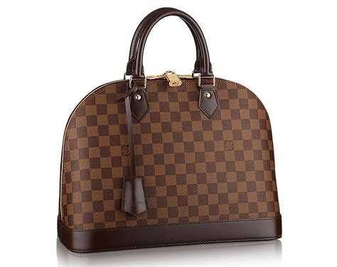ultimate bag guide  louis vuitton alma bag purseblog