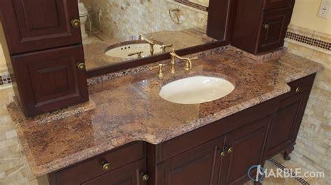 Granite Colors For Bathrooms by Bordeaux Granite Bathroom Vanity Marble