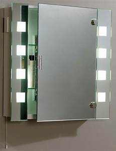 Bad Spiegelschränke Mit Beleuchtung : 44 modelle spiegelschrank f rs bad mit beleuchtung ~ Michelbontemps.com Haus und Dekorationen