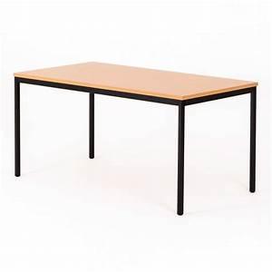 Table De Bureau Professionnel Rectangulaire ZIK BD Mobilier