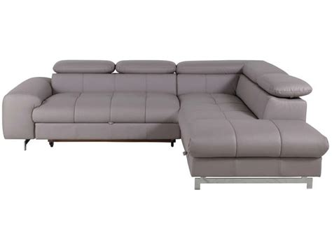 canapé d 39 angle tissu conforama