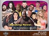Bar Wrestling 04/12/18 April O'Neil Results - PWPonderings