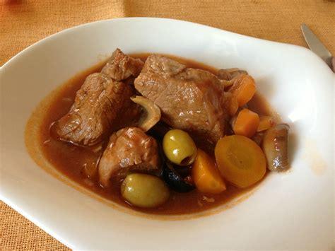 saute de veau aux olives cherka cuisine