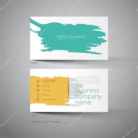 art business card template stock vector  matju