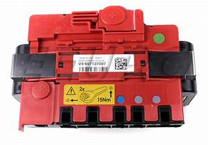 61146971370 - Genuine Bmw - Battery Power Distribution Box  W   Fuse